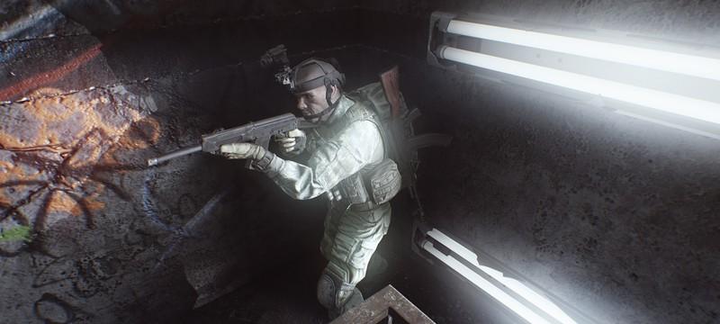 Фабричные скриншоты Escape from Tarkov