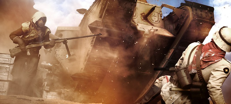 Исторические реалии Battlefield 1