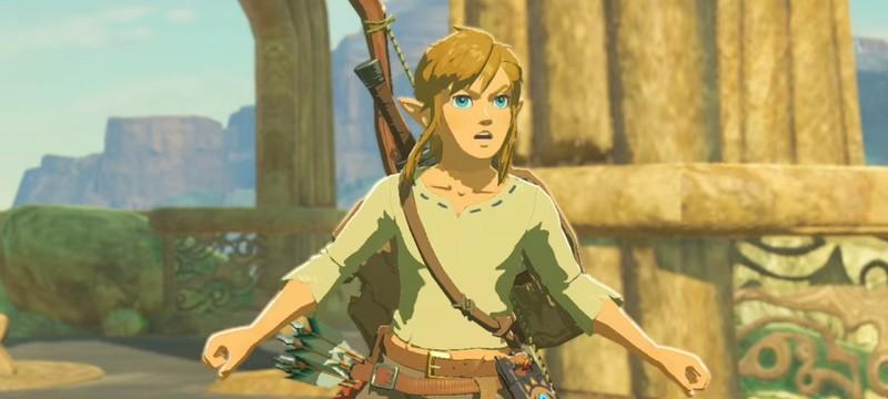 Nintendo нужно 2 миллиона копий Legend of Zelda: Breath of the Wild, чтобы возместить затраты