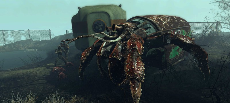 Моды Fallout 4 на PS4 задерживаются на неопределенное время