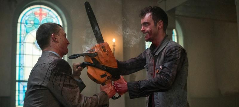 AMC продлили сериал Preacher на второй сезон