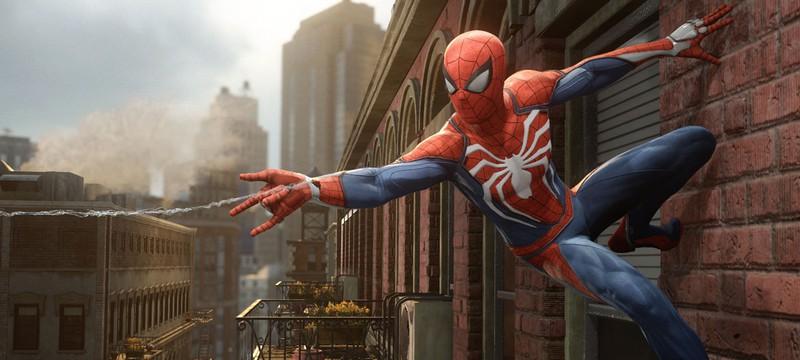 Разработкой PS4-эксклюзива Spider-Man занимается огромная команда