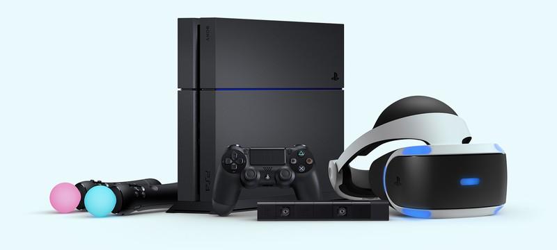 Предзаказы PS VR снова разобраны за минуты
