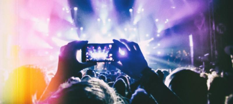 Патент Apple будет бороться с записями музыкальных концертов на iPhone