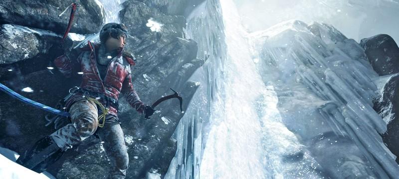 Rise of the Tomb Raider всё же выйдет на PlayStaion 4