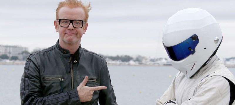 Обновленный Top Gear потерял ведущего