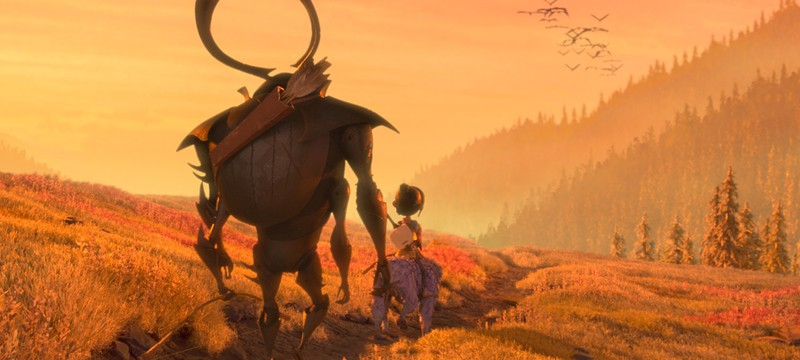 Новый трейлер Kubo and the Two Strings