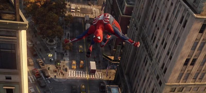 Дату релиза PS4-эксклюзива Spider-Man скажут еще не скоро
