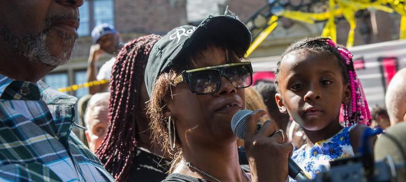 Американскую полицию подозревают в удалении видео с убийством чернокожего
