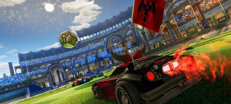 Rocket League пойдет по стопам Team Fortress 2 и CS: GO