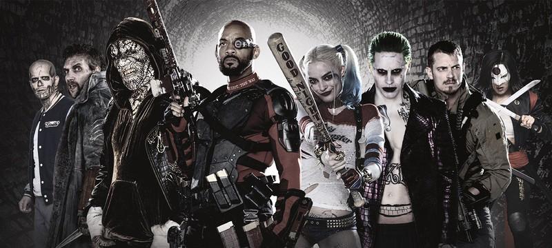 Второй трейлер Suicide Squad — здравствуй Джокер