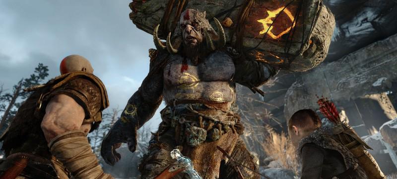 Стиль подачи The Last of Us повлиял на God of War