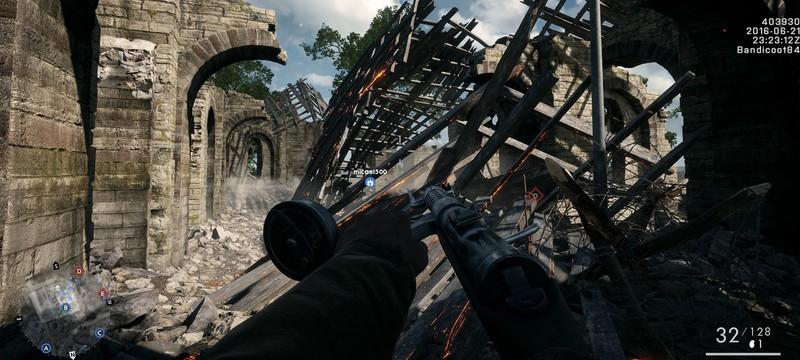 Battlefield 1: сравнение графики на PC