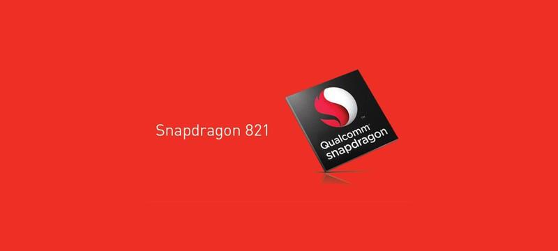 Qualcomm официально представила Snapdragon 821