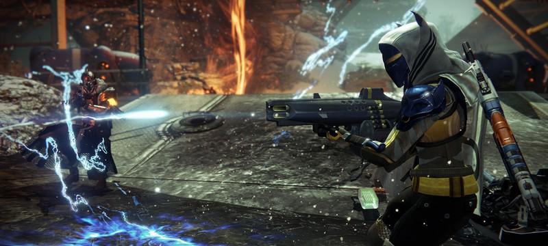 Rise of Iron для Destiny понравится любителям PvE