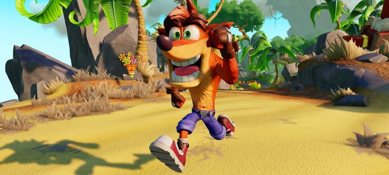 Новый Crash Bandicoot от Activision в разработке?