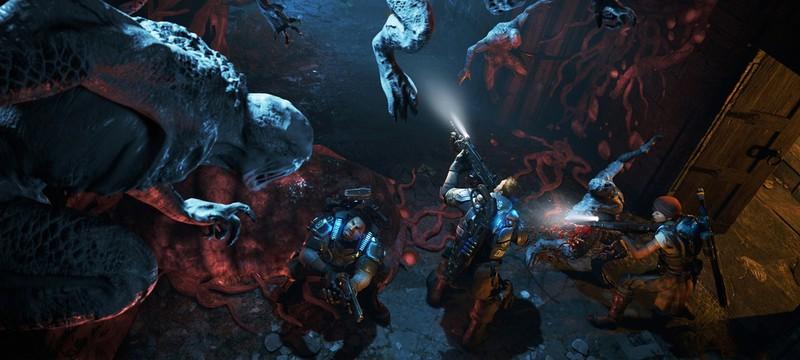 Издание Gears of War 4 с репликой знаменитого оружия