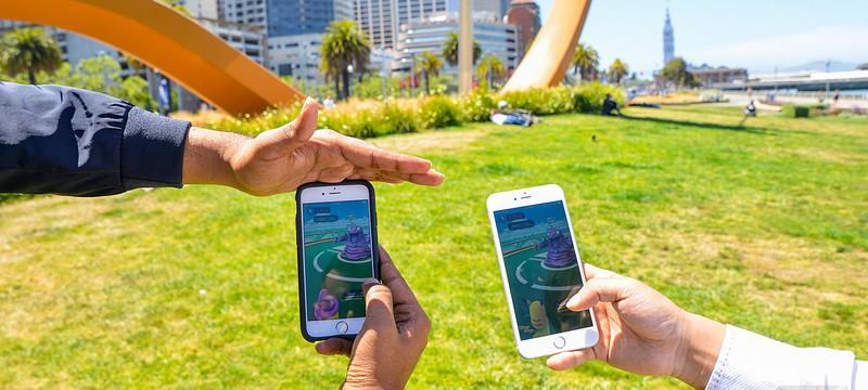 Pokemon GO наказывает игроков за жульничество