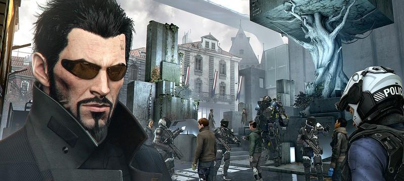 40 минут геймплея Deus Ex: Mankind Divided — Туториал и Прага