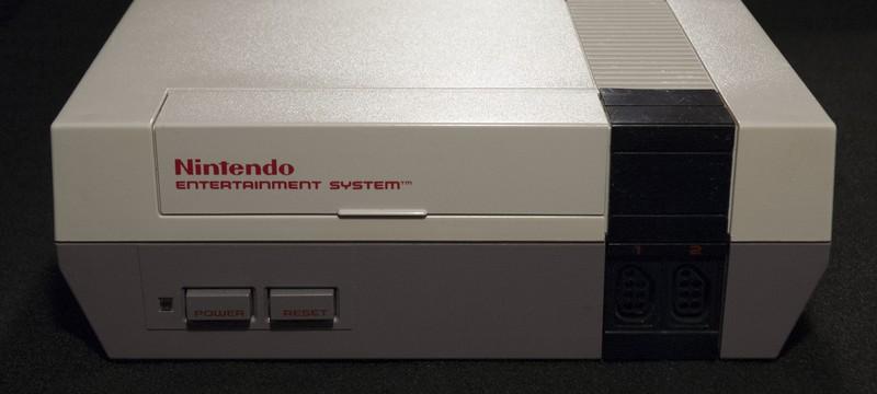 Nintendo перевыпустит свою классическую консоль NES