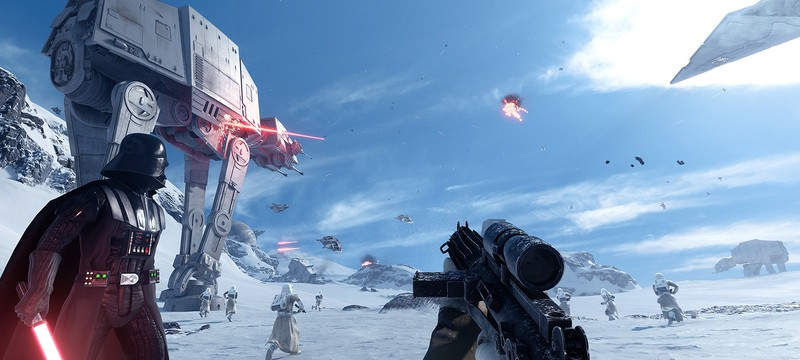 Star Wars Battlefront получит оффлайн-режим