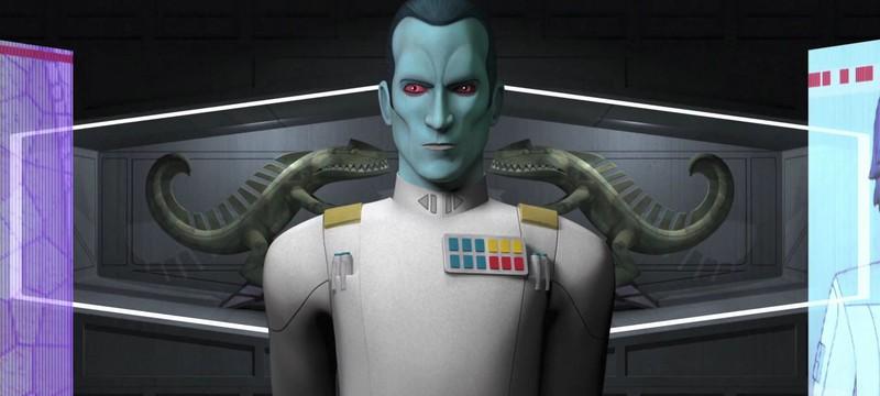 Трейлер третьего сезона Star Wars Rebels