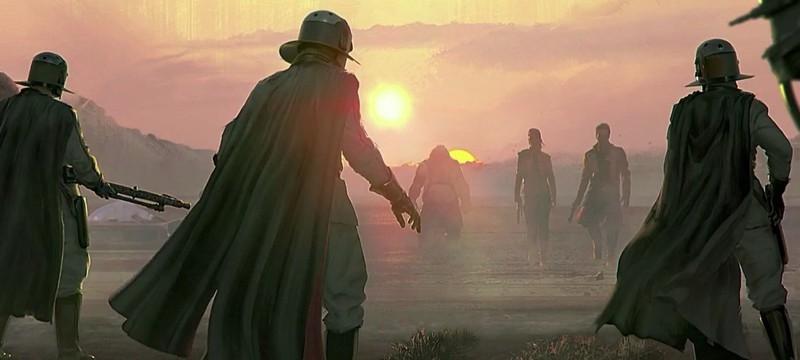 Новые концепт-арты Star Wars от Visceral Games