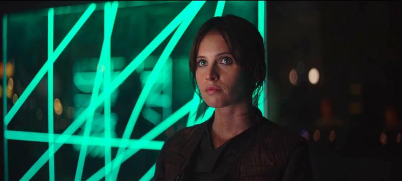 Частичка нового фильма в дополнении к Star Wars Battlefront