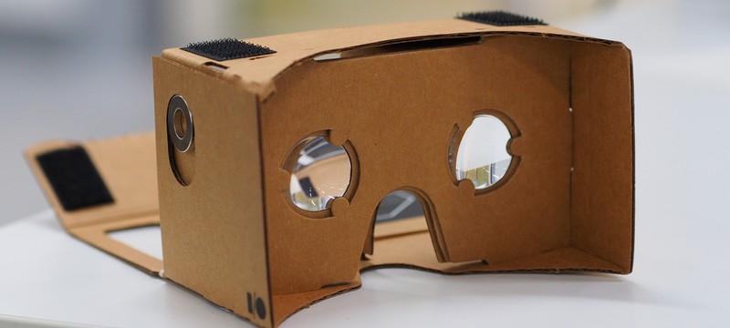 Google создают augmented VR-устройство