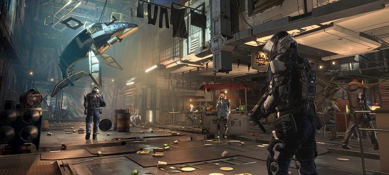 30 минут геймплея Deus Ex: Mankind Divided на PS4