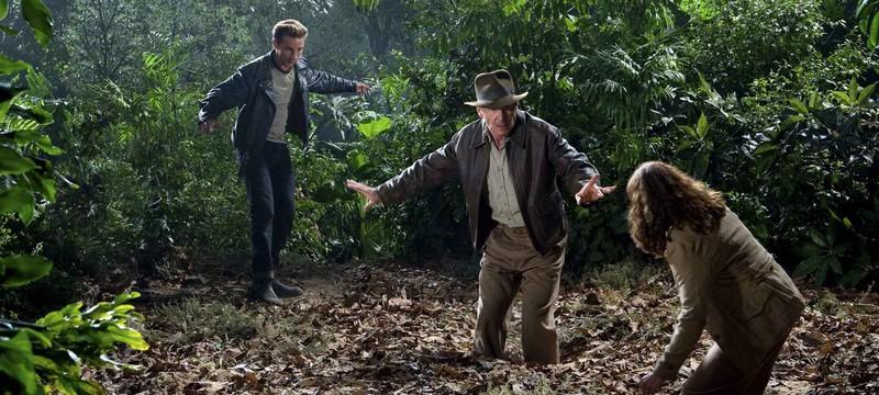 Disney перезапустит Indiana Jones