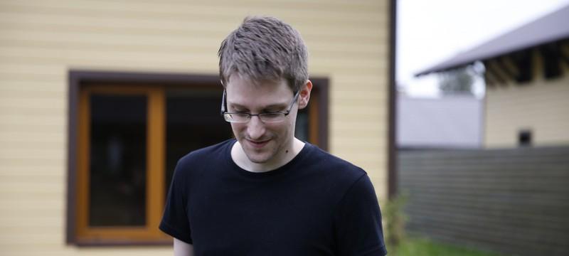 Сноуден представил свой новый прибор