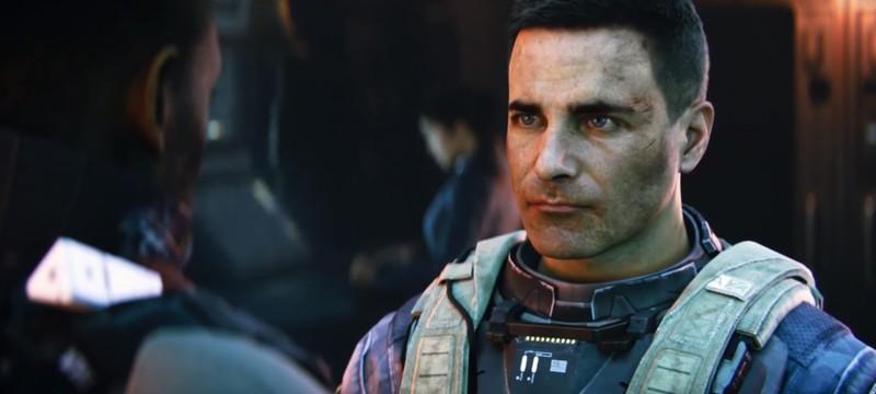 Пример кат-сцен в Call of Duty: Infinite Warfare