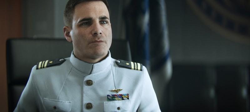 Карточки основных персонажей Call Of Duty: Infinite Warfare