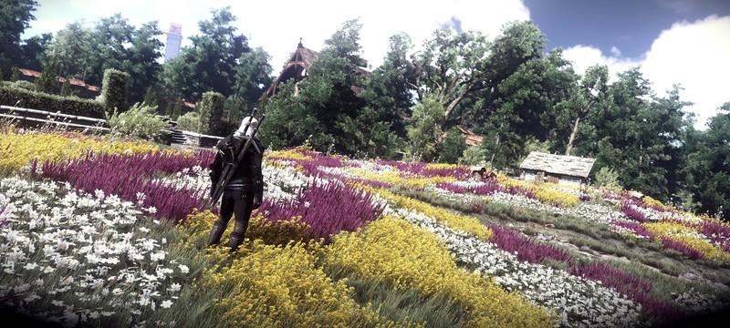 Мод The Witcher 3 Enhanced Edition превращает игру в Dark Souls