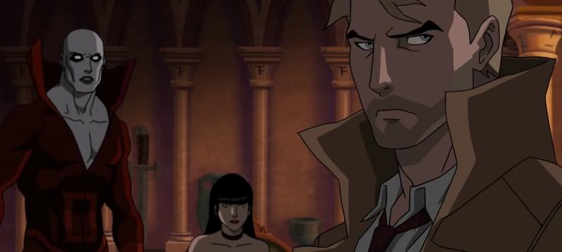 Первый трейлер Justice League Dark