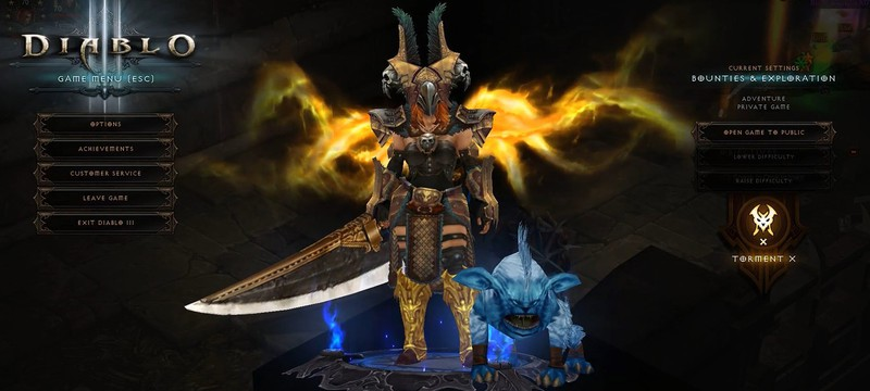 Diablo 3 станет еще сложнее
