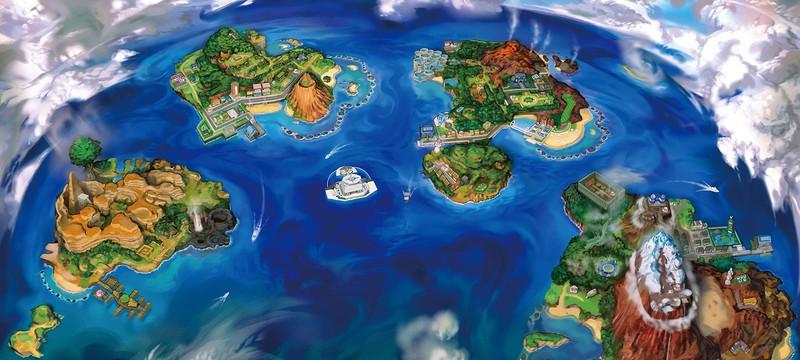 Новые скриншоты Pokemon Sun и Moon