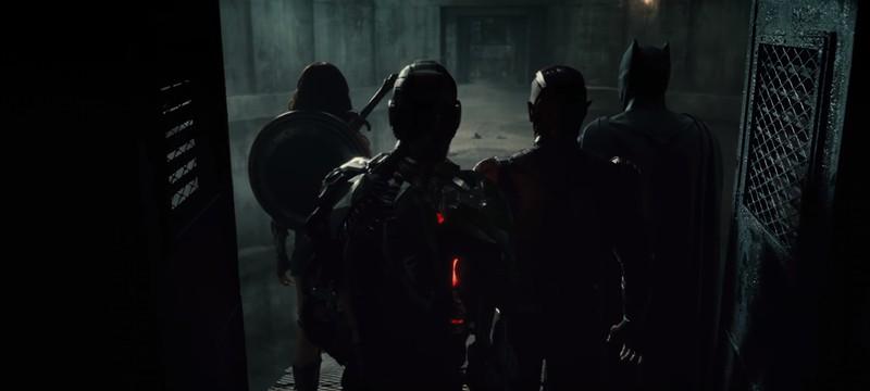 Член состава Justice League посетит Suicide Squad