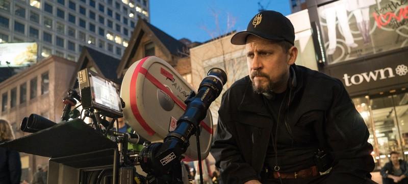 Режиссер Suicide Squad облажался на премьере фильма