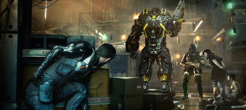 Размер Deus Ex: Mankind Divided и трейлер документального фильма