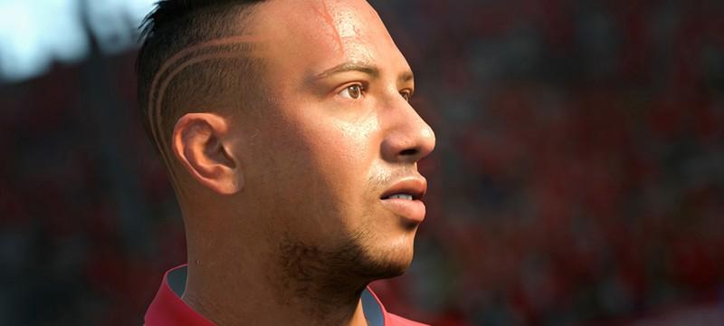 Новые скриншоты FIFA 17