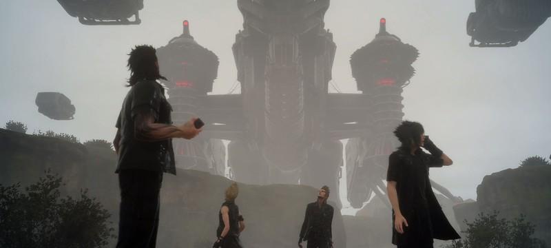 Сезонный пропуск Final Fantasy XV включает 6 будущих DLC