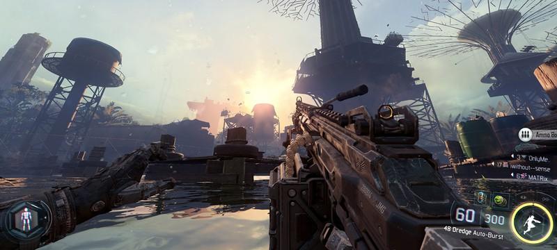 Call of Duty: Black Ops 3 бесплатно в Steam все выходные