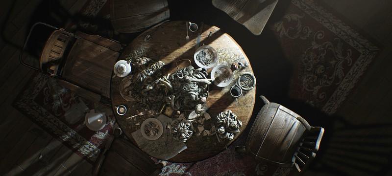 Изображение медицинской травы из Resident Evil 7 — намек на торговцев