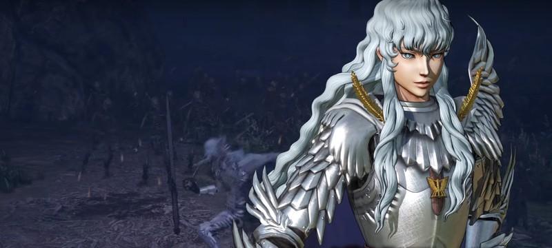 Гриффит — звезда нового трейлера Berserk