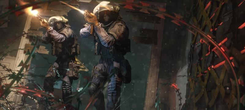 Rainbow Six: Siege стабильно удерживает игроков в игре