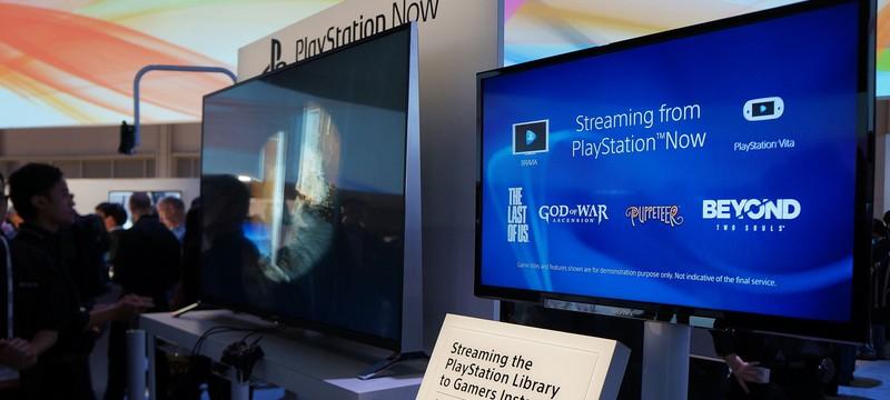 Слух: Сервис PlayStation Now может появится на PC