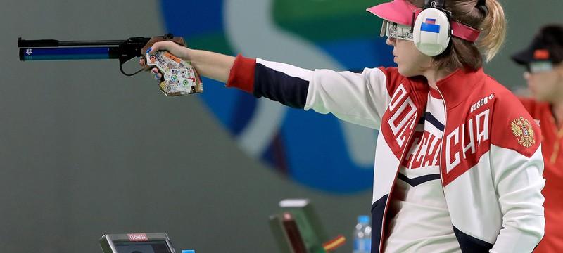 Ведьмак на удачу... в Олимпиаде