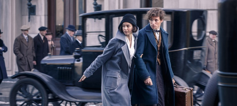 Описание тварей и новый трейлер Fantastic Beasts and Where To Find Them